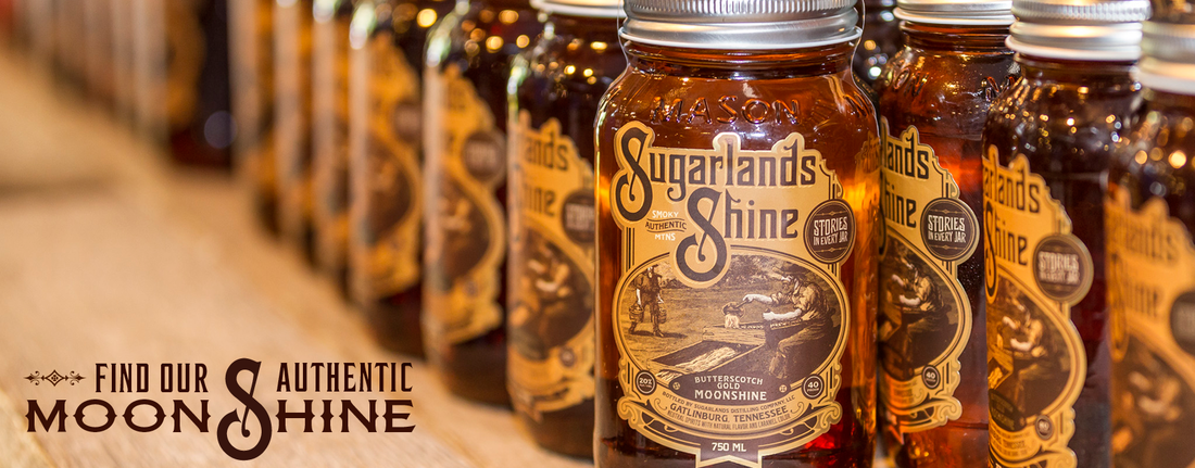 Sugarlands Distilling Company Moonshine