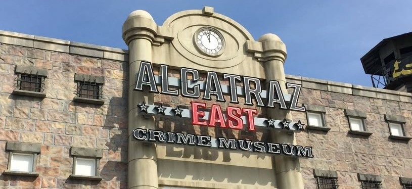 Alcatraz Crime Museum in Pigeon Forge